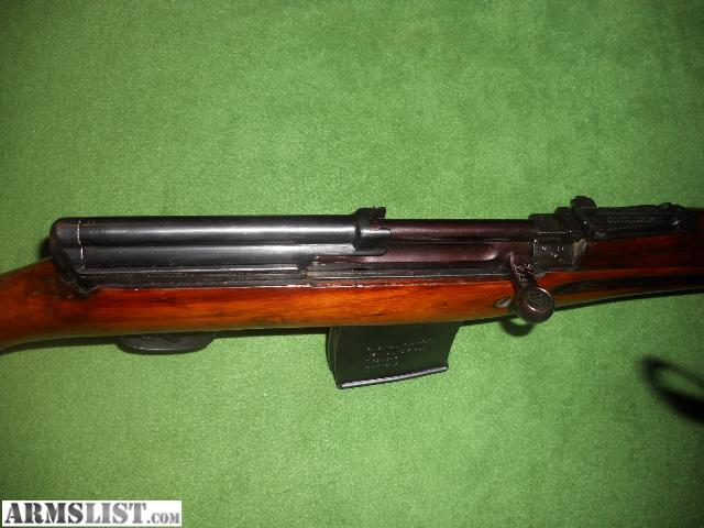 For Sale: Russian SVT-40
