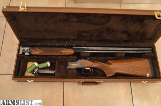 Browning special sporting clays edition sale