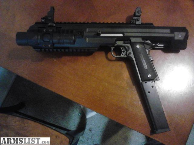Armslist For Sale Hera Arms 1911 Pistol Conversion Kit