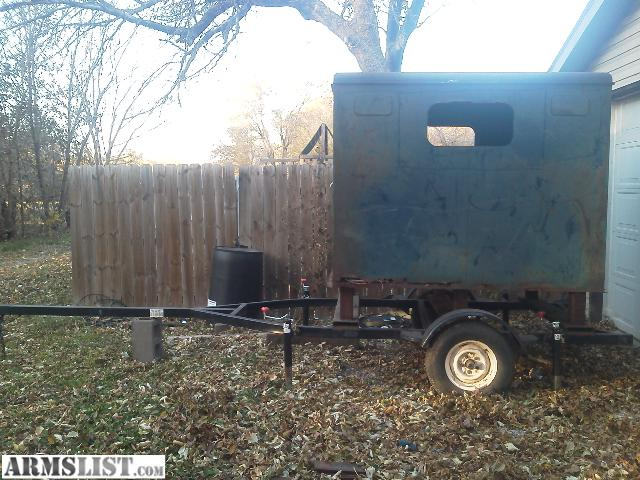 Deer Box Blinds For Sale http://armslist.com/posts/651429/wichita-kansas-hunting-for-sale-trade--portable-deer-blind-