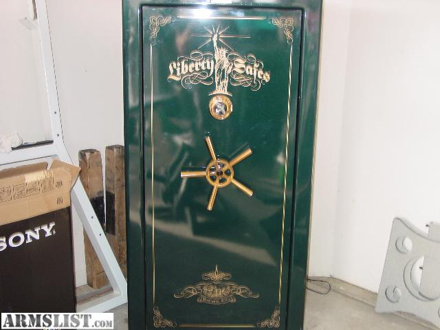Cash And Go >> ARMSLIST - For Sale: LIBERTY PRESIDENTIAL GUN SAFE