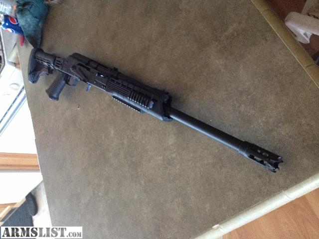 Armslist for sale saiga 12 with the tactical conversion for 12 ga door breaching rounds