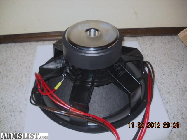 Dual voice coil hook up