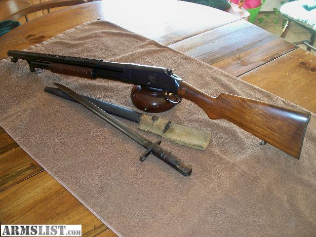 For Sale: Winchester Model 97 Trench Gun