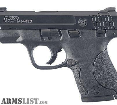 M And P Shield 40 and Wesson M ampP Shield 40