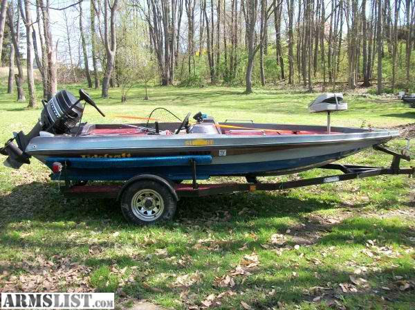 Armslist for trade nice bass boat for trade for Nice fishing boats