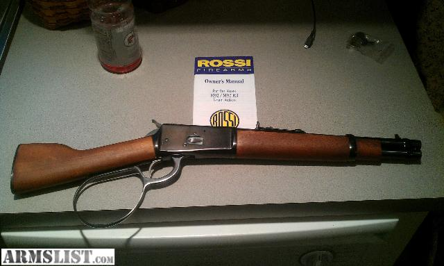 For Sale: Rossi Ranch Hand .44 Magnum/.44 Special