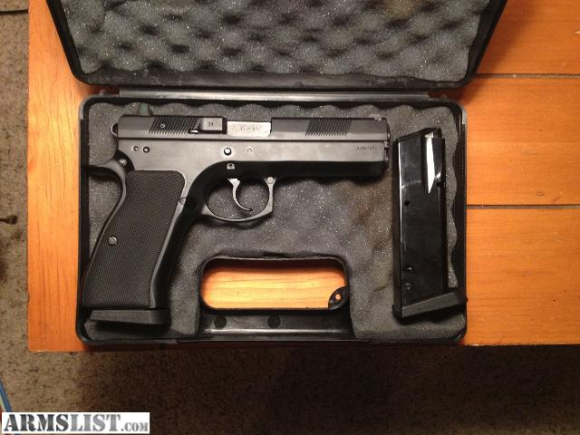 For Sale: CZ 97 BD .45 Cal Barely Used