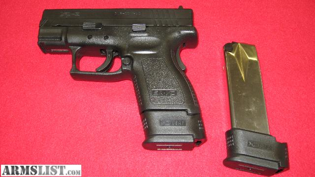 Springfield 9mm xd xd Sub Compact 9mm Holster