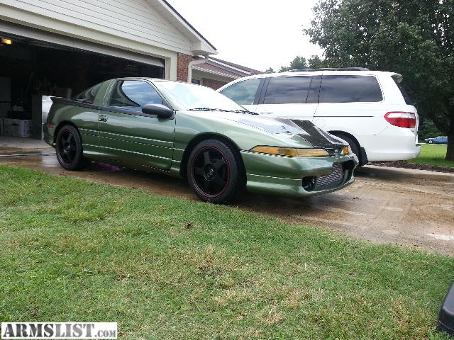 Armslist For Sale Trade 1g Eclipse Gst 700hp 18ft Car