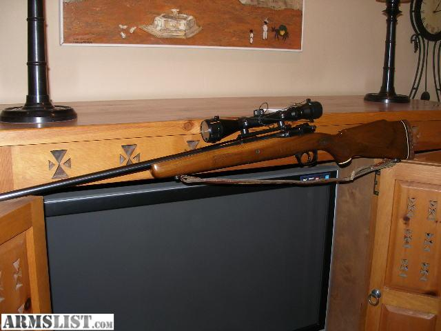Gew 98 for Sale http://www.armslist.com/posts/714528/tucson-arizona-rifles-for-sale--mauser-gew-98-sporterized-30-06