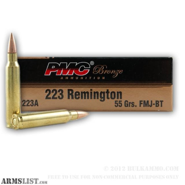 ARMSLIST - For Sale: .223 Ammo - 30.4KB