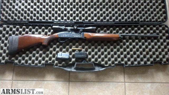 Armslist for sale remington 7400 30 06 semi auto w scope - Armslist For Sale Remington 7400 30 06 W Nikon Buck