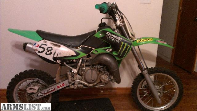 armslist for trade 2004 kx 65 dirt bike. Black Bedroom Furniture Sets. Home Design Ideas