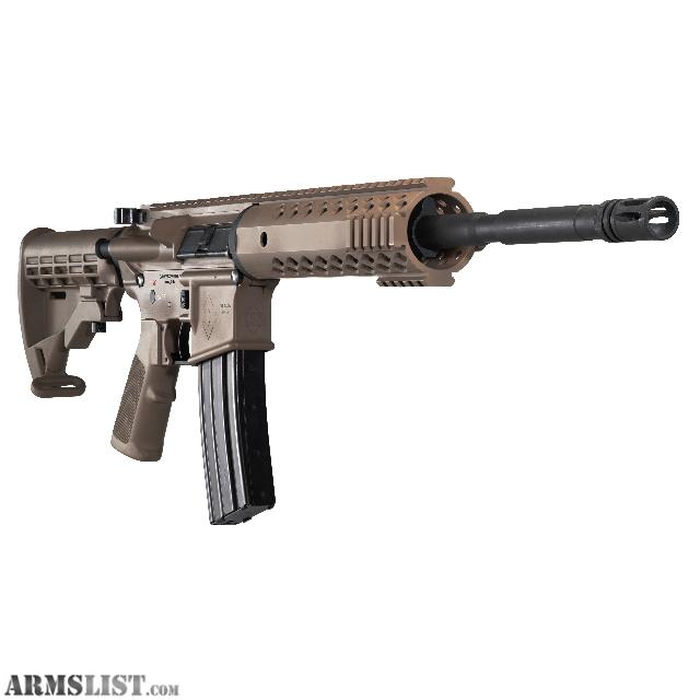 For Sale: AR AR-15 AR15 NIB Diamondback DB15FDE
