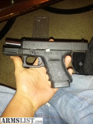 ARMSLIST - For Sale: glock 30 .45 with extended clip