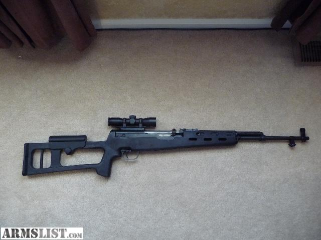 ARMSLIST - For Sale: SKs with Dragunov Stock