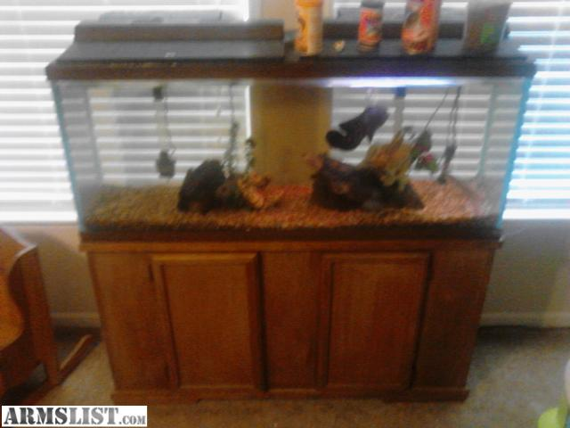 Armslist for sale trade 55 gallon aquarium and stand for 55 gallon fish tank and stand
