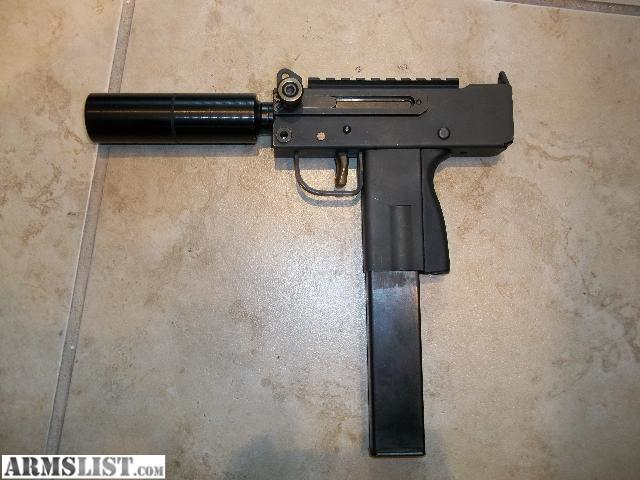 ARMSLIST - For Sale: MASTERPIECE ARMS MAC-10 9MM 2MAGS ...