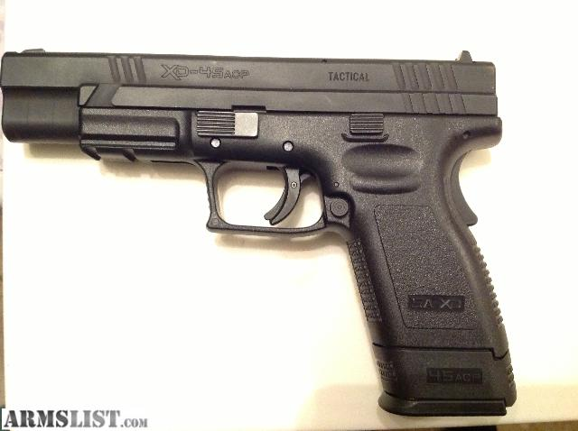 ARMSLIST - For Sale: 45 ACP TACTICAL SPRINGFIELD ARMORY