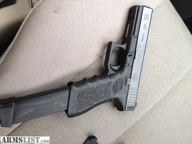 Pictures Of Glock 40 With A 100 Round Clip Kidskunst Info
