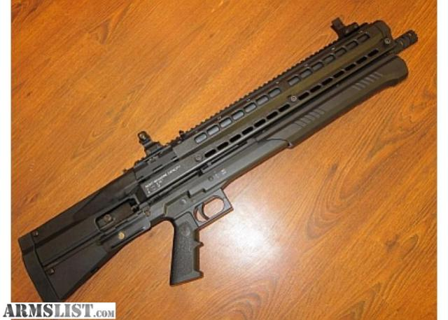 For Sale: Utas UTS-15 Tactical Shotgun For Sale
