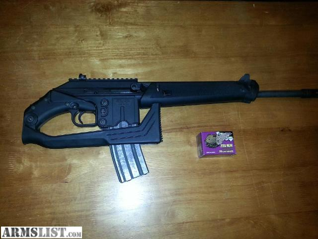 Kel Tec Su 16 C http://www.armslist.com/posts/818521/east-st-louis-illinois-rifles-for-sale-trade--kel-tec-su-16-c--223-5-56