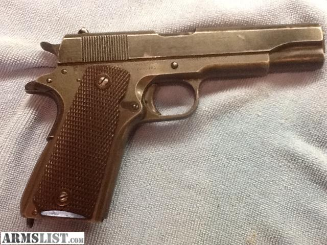 Can this old Colt 1911 be rescued? - AR15.COM