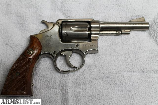 For Sale/Trade: Smith and Wesson ctg 38 Special Revolver