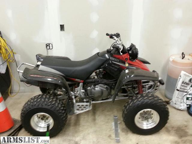 armslist for sale trade 2003 yamaha warrior 350 really clean quad trade for 9mm 1911 or. Black Bedroom Furniture Sets. Home Design Ideas