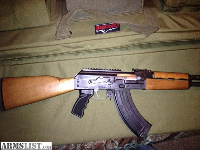 For Sale: Serbian PAP M70 AK 47 for trade