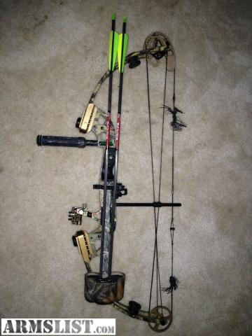 An error occurred bear compound bow models