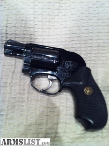 SW 38 Special CTG Sale http://www.armslist.com/posts/858087/cleveland-ohio-handguns-for-sale-trade--smith---wesson-38-special-ctg--airweight-black-finish-snub-nose