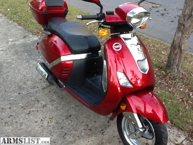 ARMSLIST - For Sale: 2008 TnG Scooter