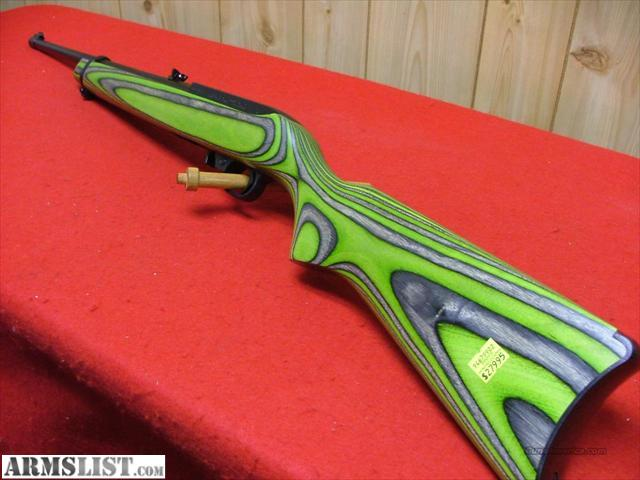 Armslist For Sale Trade 10 22 Ruger Zombie Green