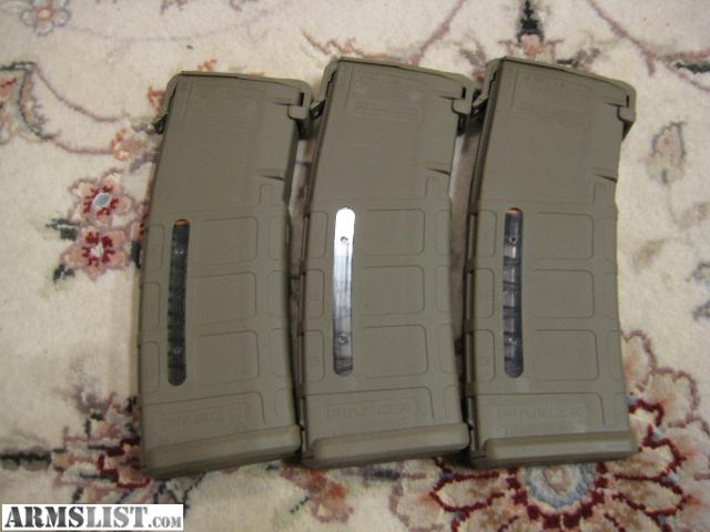 Magpul Fde Magazine Here Are Three Magpul Fde