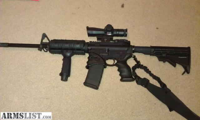 ARMSLIST - For Sale: Smith and Wesson M&P 15 Sport