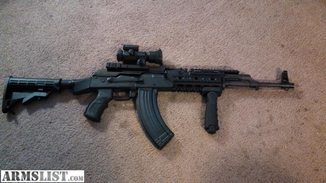 Armslist for sale trade wasr 10 ak47 for sale