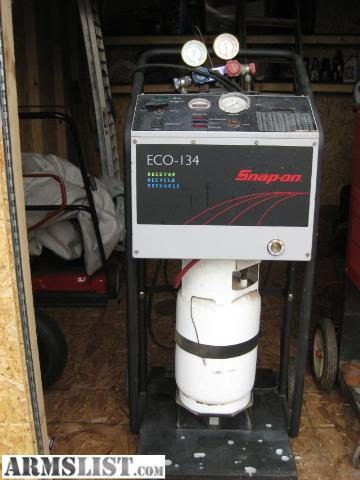 snap on ac machine for sale