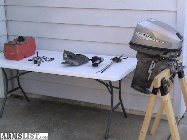 Armslist For Sale 1998 Mariner 9 9 Hp Outboard 2cycle