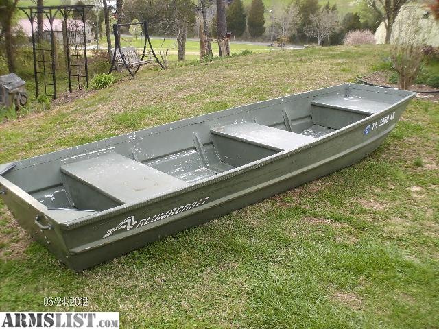 Armslist for sale trade 12 39 aluminum john boat for Flat bottom fishing boats