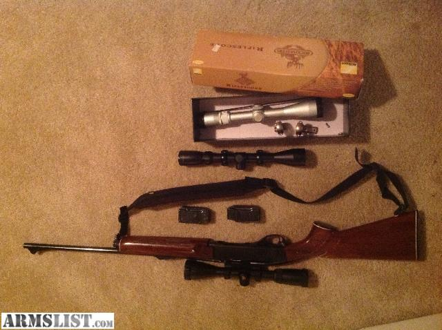Armslist for sale remington 7400 30 06 semi auto w scope - Armslist For Sale Remington 7400 30 06 W Nikon Scope