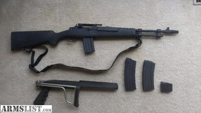 Go back > gallery for > mini 14 ranch rifle tactical