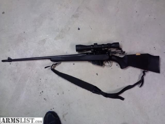 303 British Sniper Rifles http://www.armslist.com/posts/943967/cincinnati-ohio-rifles-for-sale--british-enfield--303-sniper-rifle-for-sale-