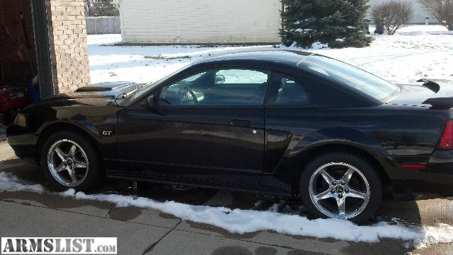 armslist for sale 2002 supercharged mustang gt for high. Black Bedroom Furniture Sets. Home Design Ideas