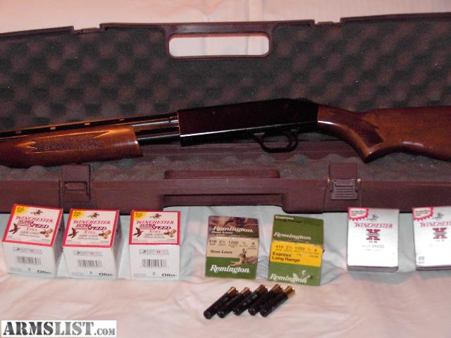 410 Pump Shotgun http://kootation.com/mossberg-410-pump-shotgun-for-sale.html