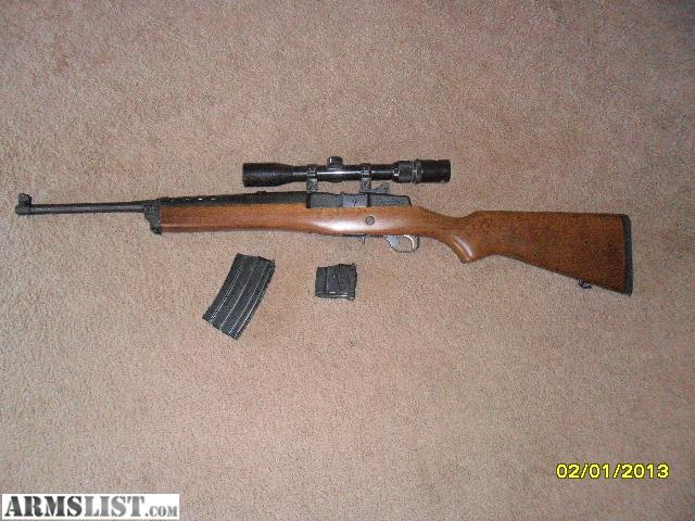 ARMSLIST - For Sale: Ruger Mini 14