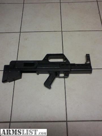 ARMSLIST - For Sale/Trade: 10-22 Bullpup