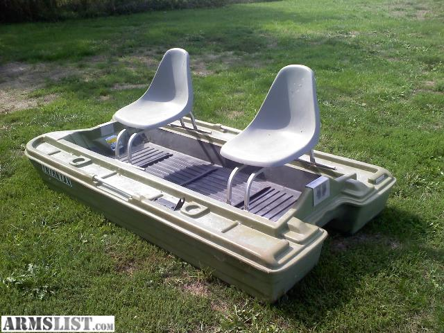 1987 bass hunter boat and aquatecca kayak resizedimage for Baby bass fish for sale