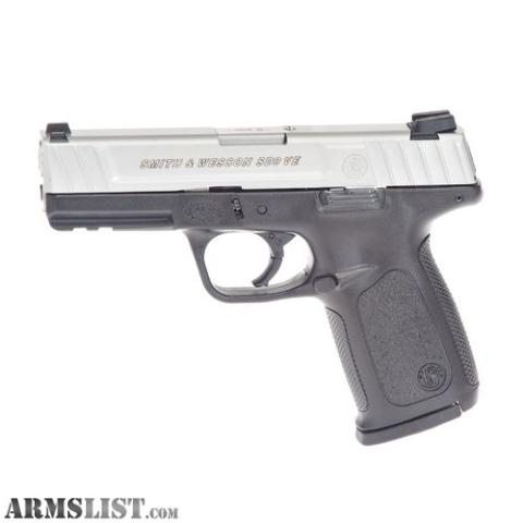 Smith and wesson sigma 9mm manual